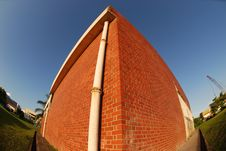 Free Red Brick Building Stock Photography - 3210202
