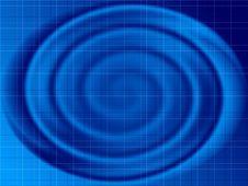 Free Blue Spyral Quadrets Stock Images - 3211354