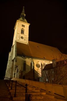 Free St. Martin Cathedral Stock Photography - 3212052