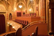 Free Old Cinema Interiors Royalty Free Stock Images - 3212959