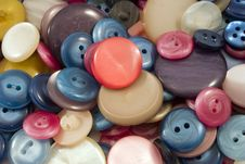 Free A Collection Of Buttons Royalty Free Stock Images - 3213169