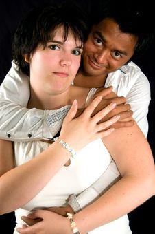 Free Man And Woman Royalty Free Stock Photos - 3213428