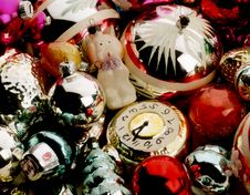 Free Christmas Ornament Royalty Free Stock Photography - 3213457