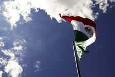 Free Mexican Flag Stock Photo - 3214670