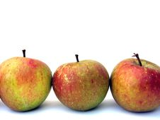 Free Apples Royalty Free Stock Photos - 3214738
