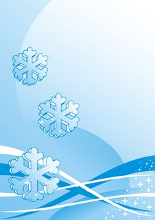 Free Beautiful Snowflakes Stock Photo - 3215270
