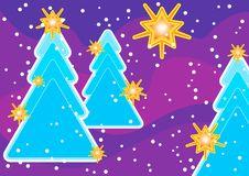 Free Christmas Tree Stock Image - 3215831