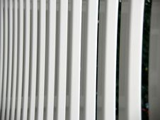 Free White Porch Fence Stock Images - 3215834