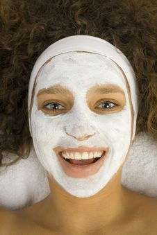 Free Facial Mask Stock Photo - 3216290