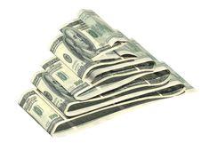 Free Dollar Pyramid Stock Images - 3216624