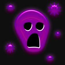 Free Halloween Spooky Face Stock Photos - 3217223