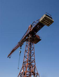 Free Crane Royalty Free Stock Photos - 3218158