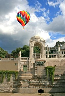 Free The Stadtpark In Vienna Royalty Free Stock Photography - 3218347
