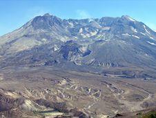 Free Mount Saint Helens Royalty Free Stock Image - 3218696