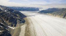 Free Glacier Near Skagway Alaska Royalty Free Stock Photography - 3219077
