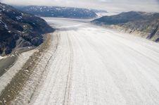 Free Glacier Near Skagway Alaska Stock Photo - 3219140