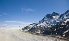 Free Glacier Near Skagway Alaska Stock Image - 3219161