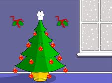 Free Christmas Illustration Stock Photography - 3219172