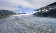 Free Glacier Near Skagway Alaska Stock Image - 3219271