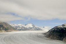 Free Glacier Near Skagway Alaska Royalty Free Stock Photos - 3219308