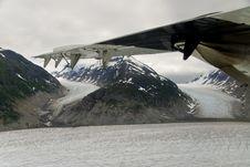 Free Glacier Near Skagway Alaska Stock Photos - 3219323