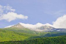 Free Mountains In Alaska Royalty Free Stock Image - 3219426