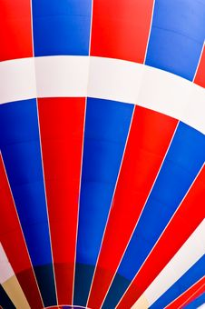 Free Red White And Blue Balloon Royalty Free Stock Photo - 3219455