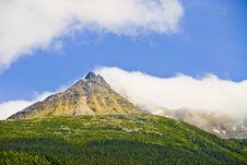 Free Mountains In Alaska Stock Photo - 3219540