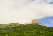 Free Mountains In Alaska Stock Photography - 3219592