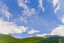 Free Mountains In Alaska Royalty Free Stock Photography - 3219607