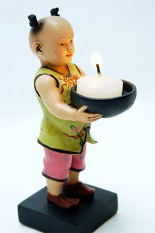 Free Chinese Figurine 4 Stock Photos - 3219683