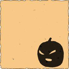Free Halloween Page Stock Photo - 3219720