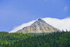 Free Mountains In Alaska Stock Images - 3219794