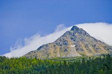 Free Mountains In Alaska Royalty Free Stock Photos - 3219808
