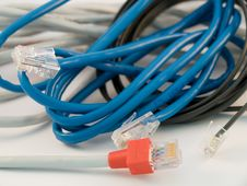 Free Network Cables Stock Photo - 3219860