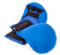Free Blue Sport Gloves Royalty Free Stock Photos - 32118338