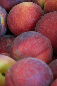 Free Fresh Peaches Stock Photography - 32110552
