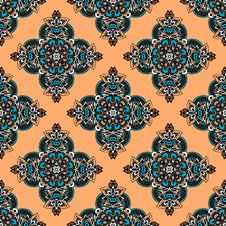 Free Ethnic Seamless Pattern Royalty Free Stock Images - 32112069