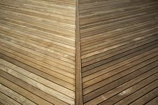 Free Pressure Treated Wood Deck Before And After Stock Photos - 32128773