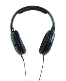 Free Black Headphones Royalty Free Stock Photography - 32130597