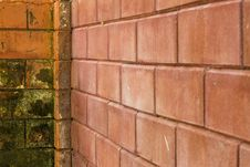 Free Old Brick Wall Texture Royalty Free Stock Image - 32131646