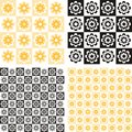 Free Flower Patterns Stock Images - 32148494
