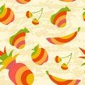 Free Fruit Pattern Stock Photo - 32177840