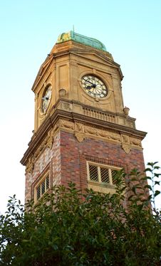 Free Clock Tower At St Kilda, Melbourne, Australia Stock Photo - 32175330