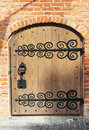 Free The Old Wooden Door Stock Photography - 32180982