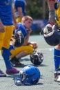 Free American Football Players Stock Photos - 32182603
