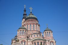 Free Annunciation Cathedral Dome Stock Photos - 32181763