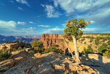 Free Grand Canyon Vista Stock Photography - 32186902