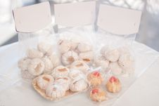 Sicilian Sweets Stock Images