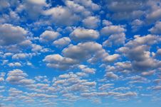 Free White Clouds In Blue Sky Stock Images - 32199094